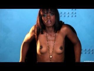 HollyRandall — Ana Foxxx (Foxy Lady) Черные порно hd