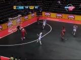 Чемпионат Европы по мини-футболу 2012. Россия - Турция (1 тайм)