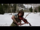 Peter Hollens & Lindsey Stirling - Skyrim